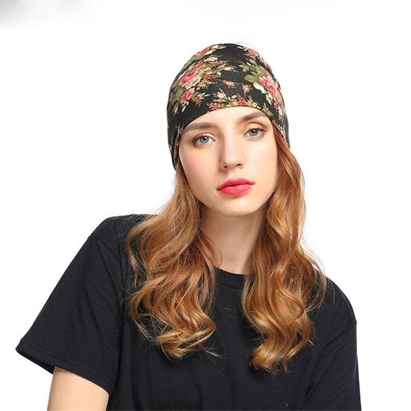 Fashion Ethnic Hair Band Vintage Floral Women Headbands Bohemian ... d05d236ddb3