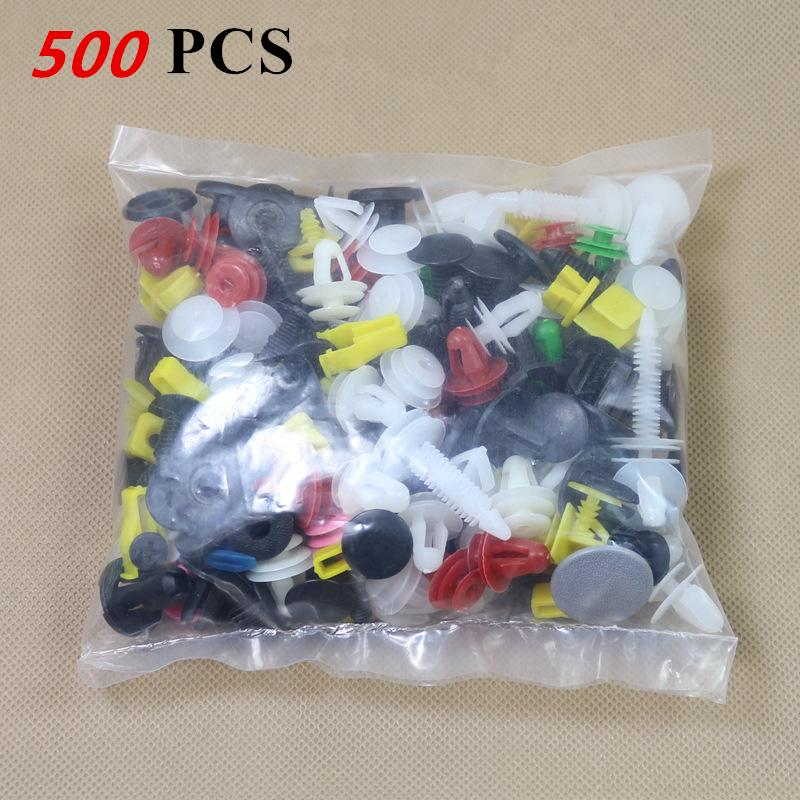 Mixed Auto Bumper Clips Fastener Rivet Door For Volvo S40 S60 S80 Xc90 C30 C70 V40 V50 V60 Cross Country V70 Xc60 Xc70