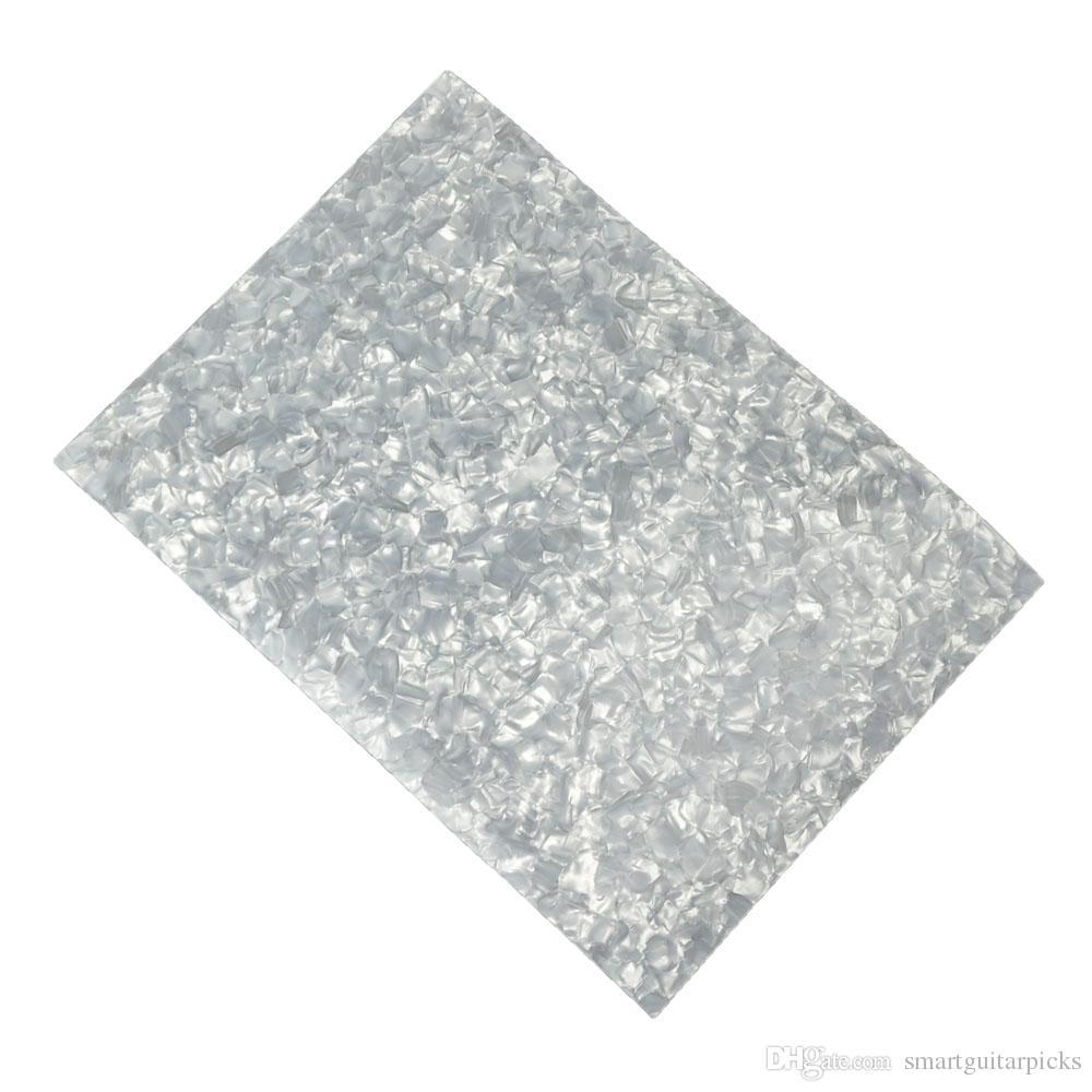compre tamanho a4 0 46mm branco pérola film folha de celulóide para