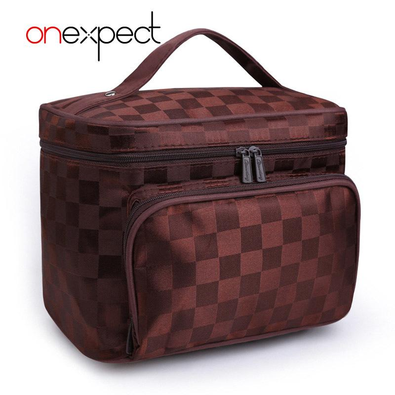 583a66414f5 2019 Onexpect 2018 Luxury Cosmetic Bag Professional Makeup Bag Travel  Organizer Case Beauty Necessary Make Up Storage Beautician Box S923 From  Ruiqi10