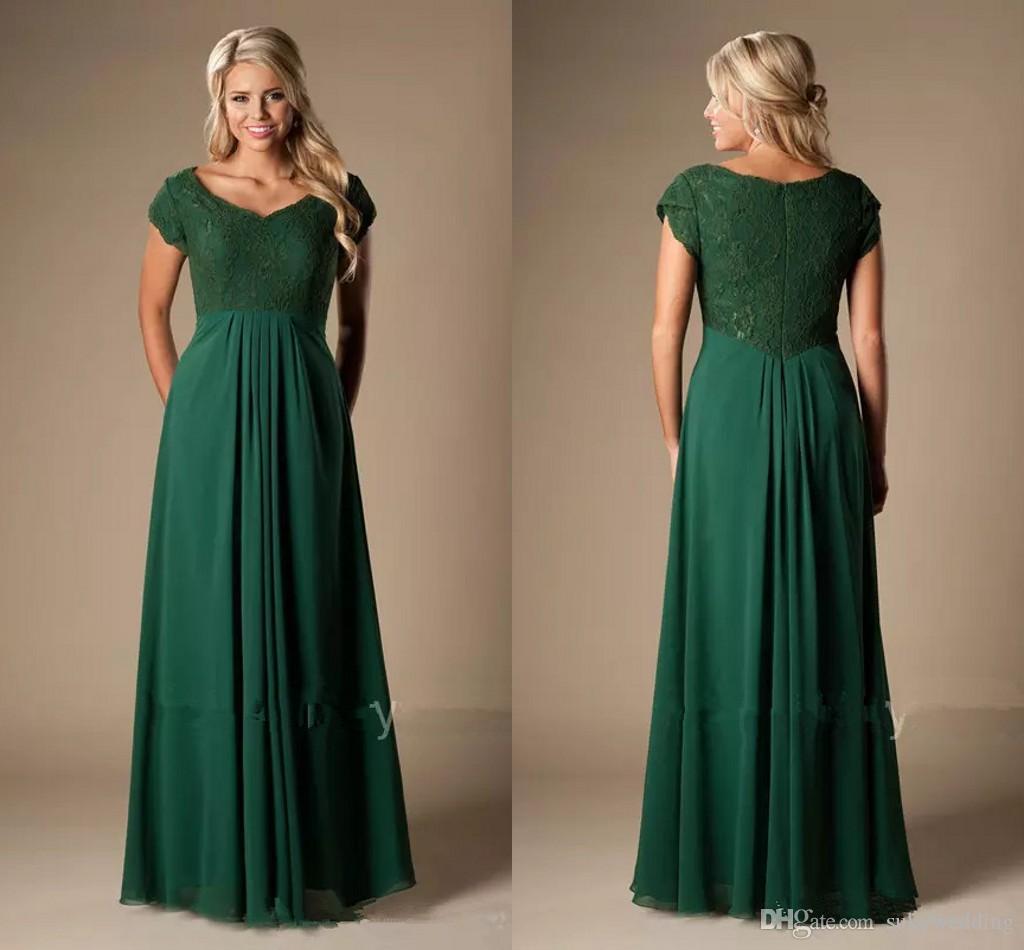 Hunter Chiffon Dress