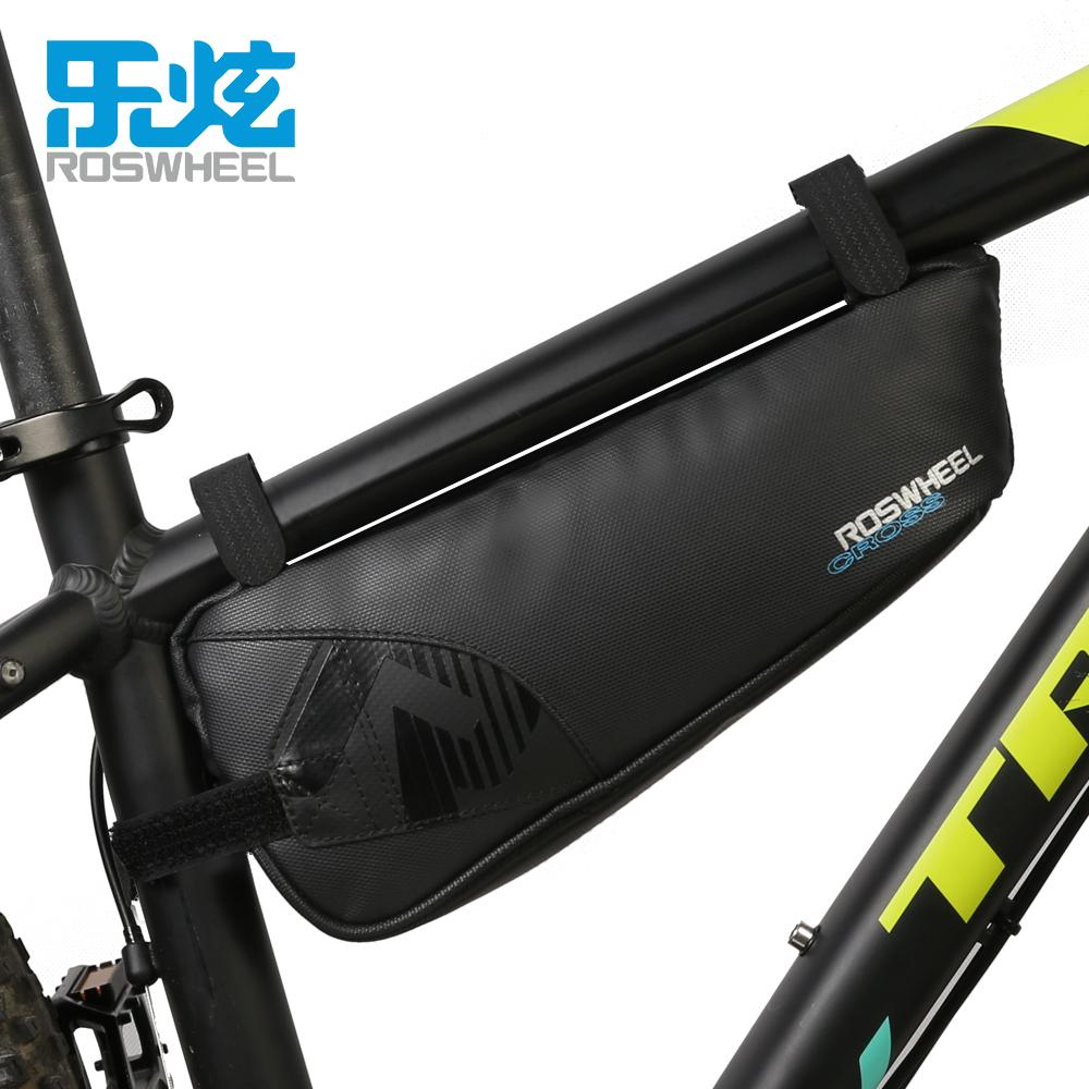 Großhandel Großhandel Cross 2017 Neue Fahrrad Taschen 1680d Nylon ...