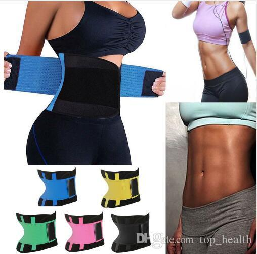 cb81687ab2 Women Waist Trainer Belt Body Shaper Slim Belt Corset Postpartum Tummy  Trimmer Body Waist Cincher Waist Trimmer KKA4445 Slimming Belts Buy Belts  Online From ...