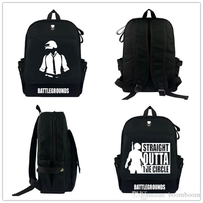 2019 Game Playerunknown S Battlegrounds PUBG Winner Chicken Dinner Backpack  Boys Girls Stationery Action Toys For Kids Party From Boomboom,  21.11    DHgate. 8cb4a5245b