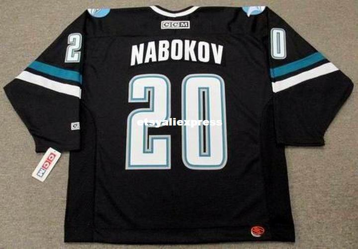promo code 6bbe0 149ce nabokov jersey