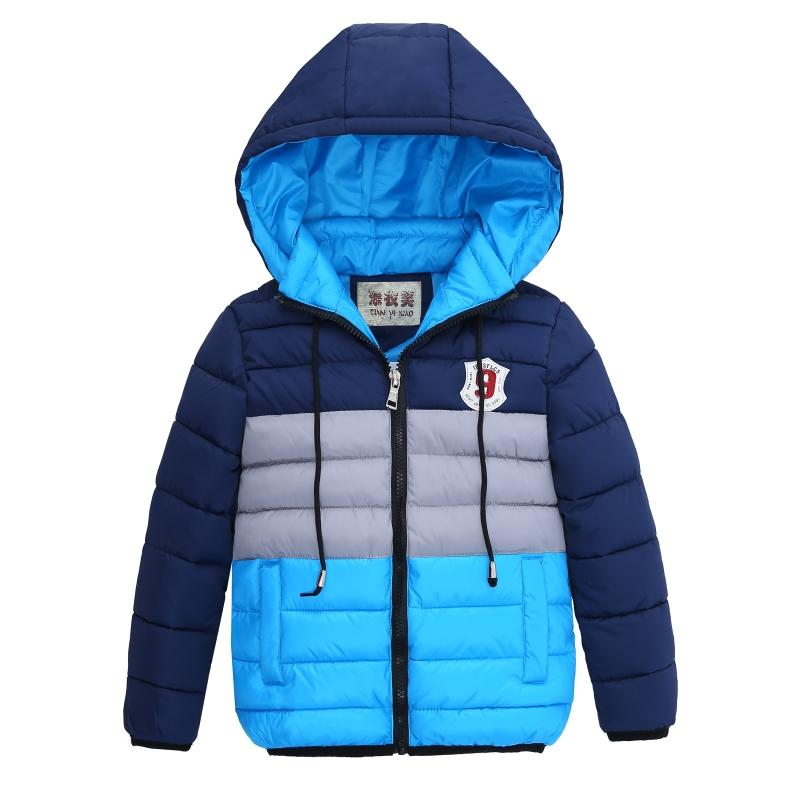 21dc18a76908 Hot New Kids Toddler Boys Jacket Coat Hooded Jackets For Children ...