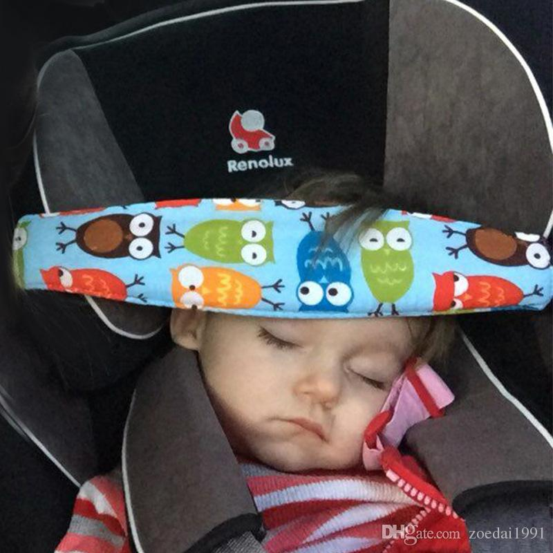 d1aac4d18e9 2019 Fixing Band Baby Kid Head Support Holder Sleeping Belt Car Seat  Adjustable Nap Sleep Holder Belt Baby Stroller Safety Seat Holder Belt From  Zoedai1991