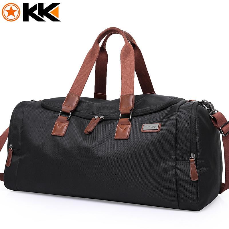 KAKA Casual Large Capacity Male Shoulder Bag Travel Men Luggage Bags ... 896856a392aa9