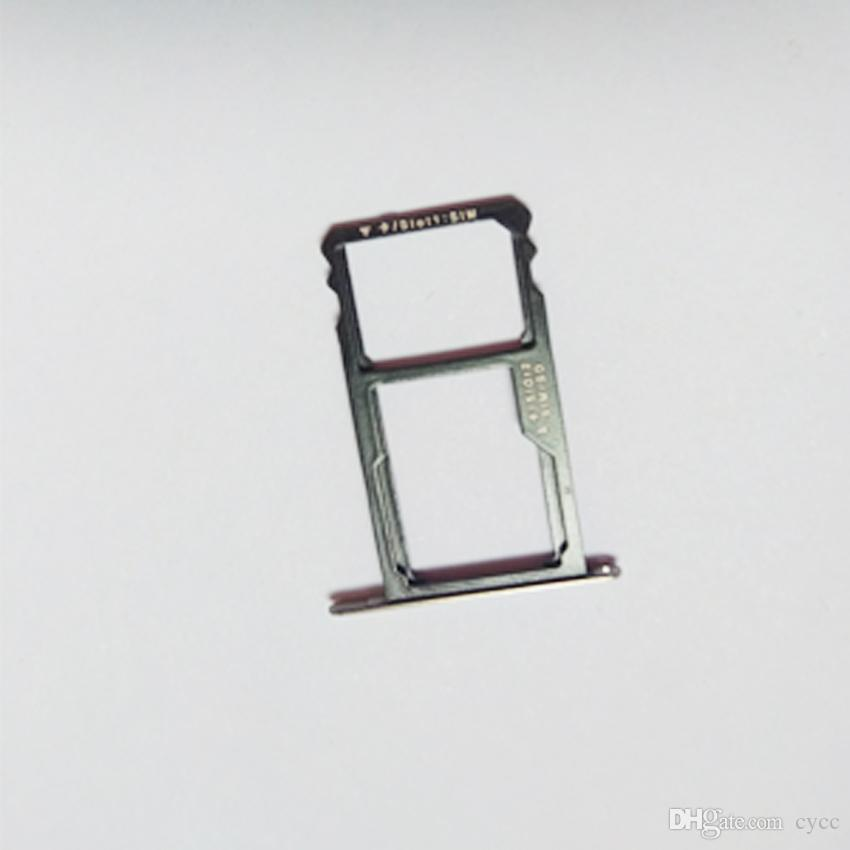 High Quality Sim Card Tray Holder Slot For Huawei Honor 7 Sim Card Reader Replacement Parts