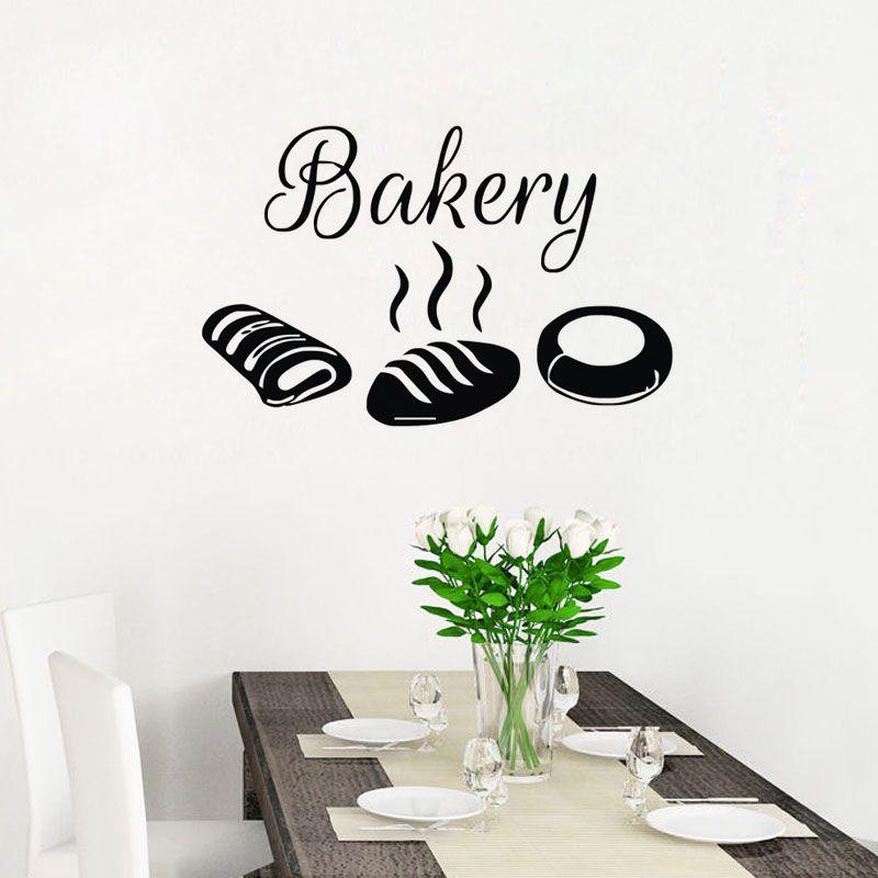 Adesivi Murali Frasi Scrittecuisine Adesivi da Parete Cucina Amovibile Decorazione per Muri 80 70cm