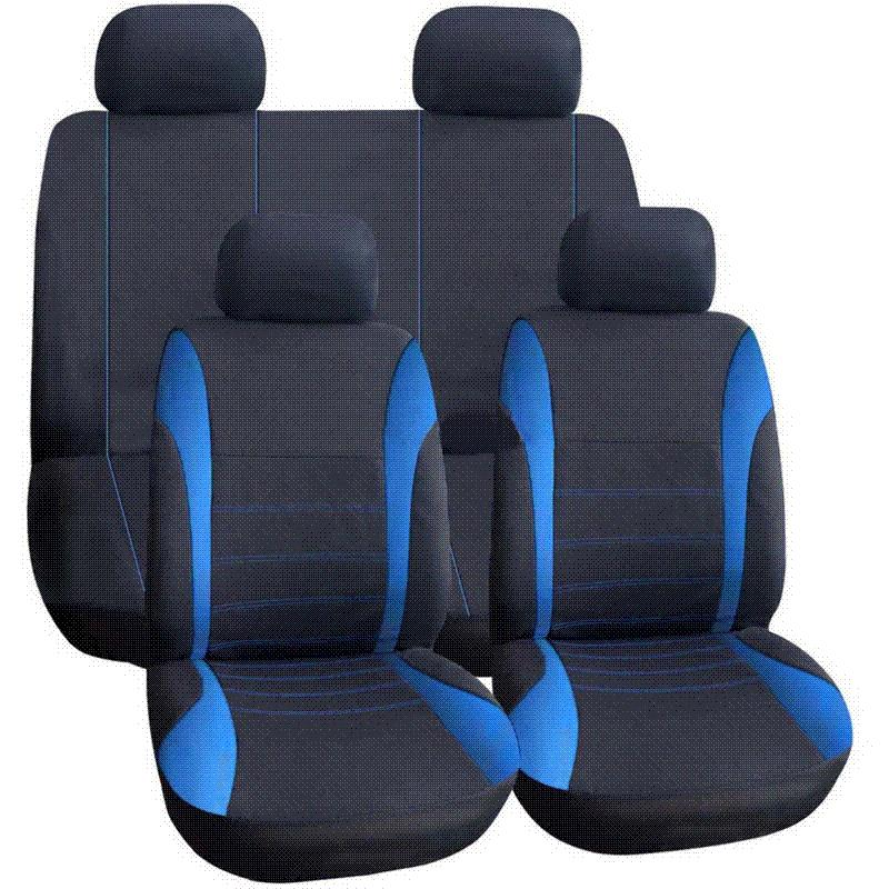 Full Car Seat Covers Universal For Protection Automotive Cover Interior Decoration Accessory Styling Truck Seats Unique Auto