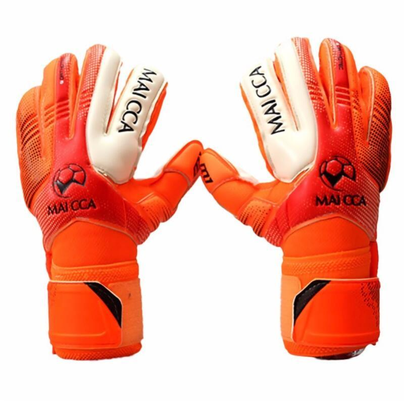 2019 Professional Soccer Goalkeeper Glvoes Latex Finger Protection