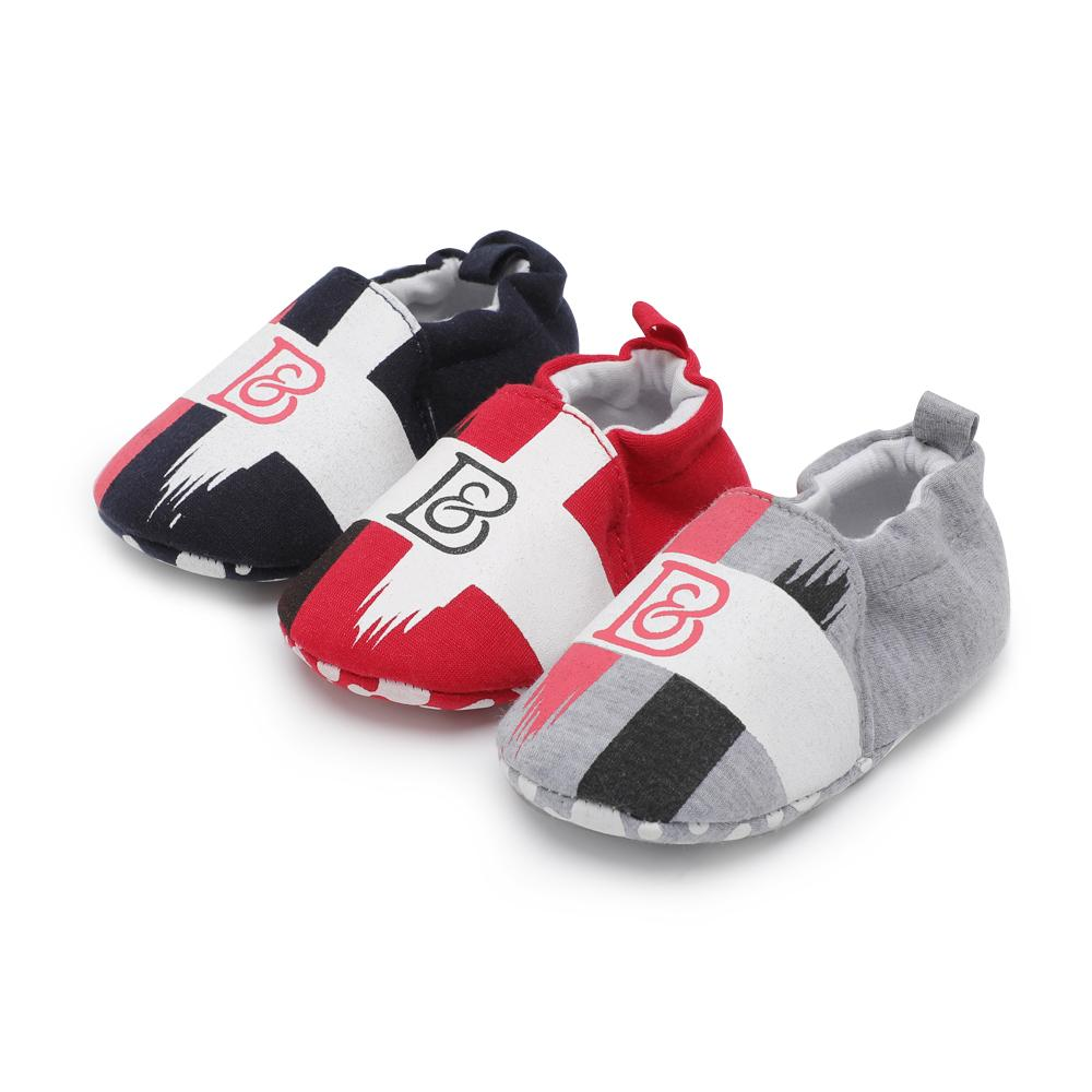 322be326006a 2019 Anti Slip PU Leather Baby Boy Crib Shoes Newborn Prewalkers Caual  Autumn Infant Toddler Soft Moccasins 0 18 Months From Fragranter