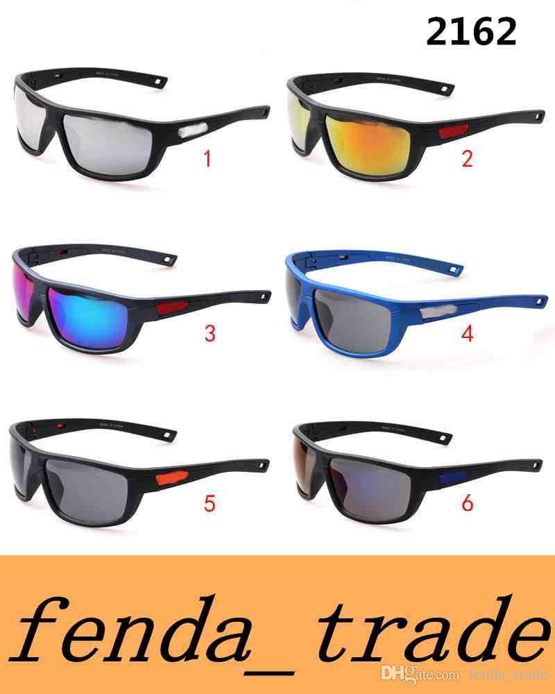 1cad1f281ffe New Brand Summer Fashion Designer Sunglasses For Men UV400 Sports  Protective Goggle Sunglasses Outdoor Sports Men Eyewear 2162 Sun Glasses  Eyewear From ...