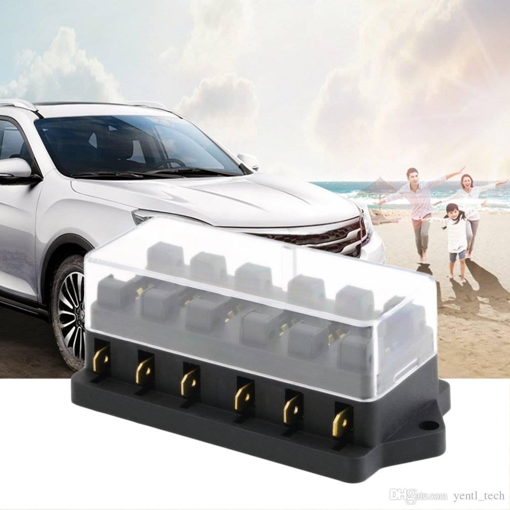 gro�handel freies verschiffen yentl auto sicherung zubeh�r werkzeughalter  durable kfz buchse ersatz universal 12 v 6