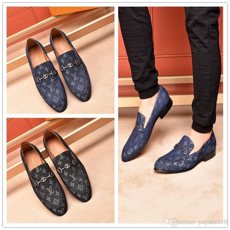 1b3dcb63b Sapatos de casamento quente homem ponto toe vestido sapato homens apontou  toe vestido sapatos de grife mens dress shoes set trado flats escritório  para o ...