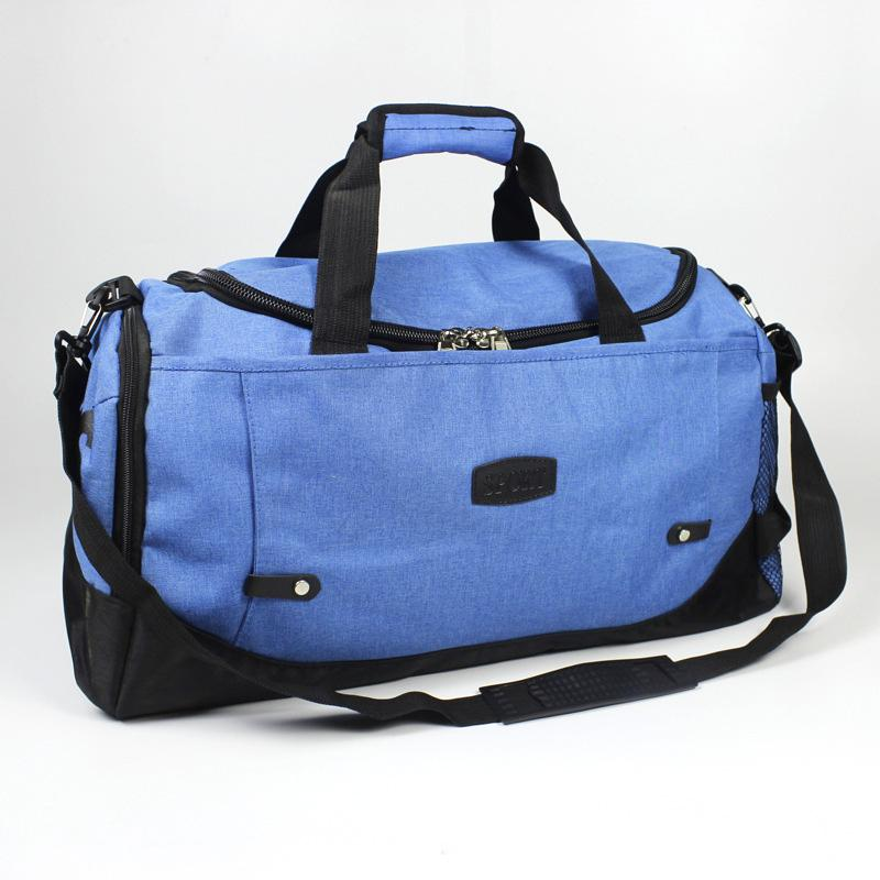 24ef9327fab0 Sports Bag Training Men Woman Nylon Tote Fitness Bags Durable Multifunction  Handbag Outdoor Sporting Travel Pouch For Gym Bag UK 2019 From Fwuyun