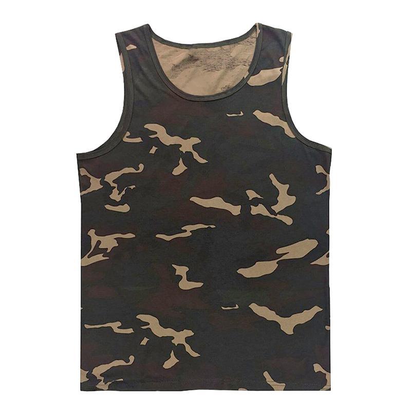 c3300963465422 Wholesale- Sale Beach Casual Vest Mens Bodybuilding Singlet ...