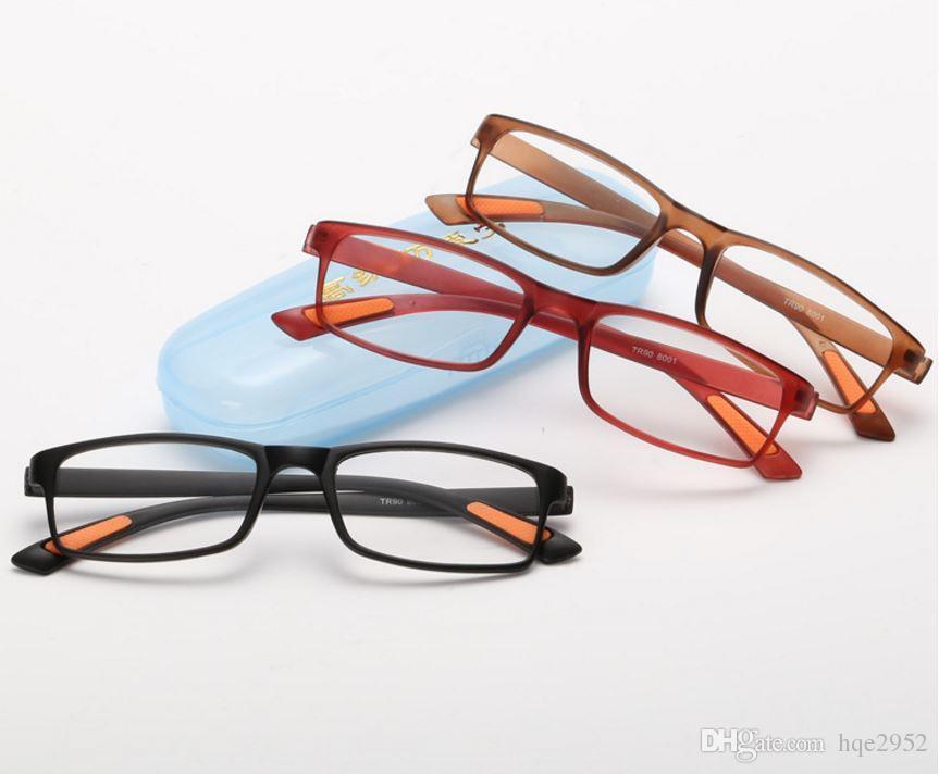 1725b81122a Ship Super Light Reading Glasses Men Women High Definition Eyewear Unisex  Glasses +1.0 +1.5 +2.0 +2.5 +3 +3.5 +4.0 Diopter Glasses Frames Glasses  Online ...