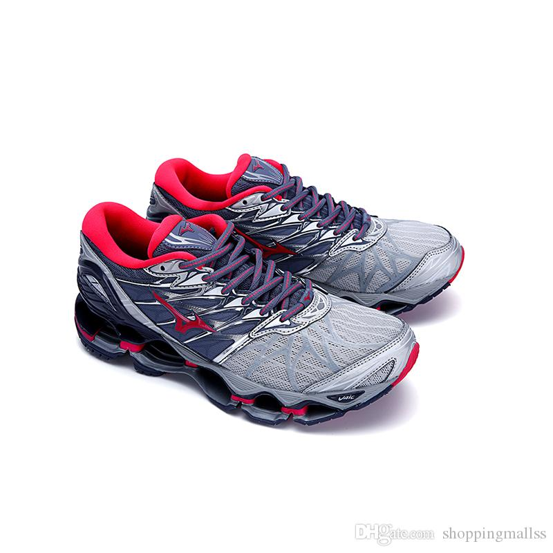 2019 2019 New Authentic MIZUNO Wave Prophecy 7 Mens Designer Sports Running  Shoes For Men Sneakers Women Luxury Brand Casual Trainers From  Shoppingmallss cd650cd8108f8
