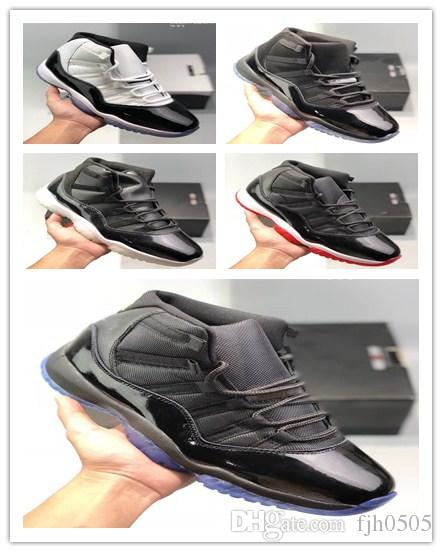 11s Prom Night Basketball Shoes 11 Men Women Cap And Gown Gym Red Space Jam  Concord PRM Heiress Bred Gamma Blue Sports Sneaker 11S Running Shoes 11S  Casual ... b85861b22789
