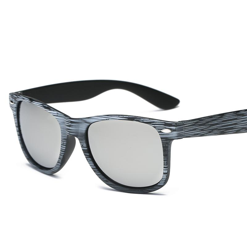 c6e0157a50c Man Fashion Sunglasses Sunglass Men s Trend Wild Sunglases Classic Bamboo  Grain Nails Sun Glasses Color Film Retro Cheap Eyeglasses Online Sunglasses  At ...