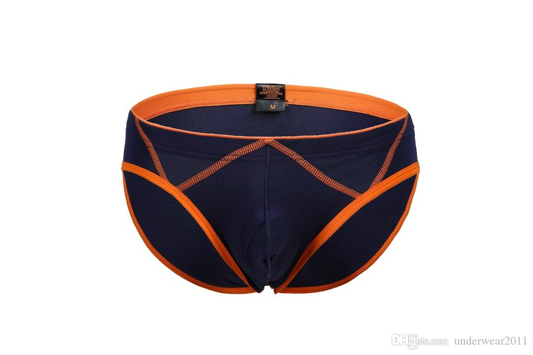 1016 SJ Wangjiang Brand wholesale briefs panties best mens underwear knickers no accessory lingerie Cotton Modal spandex