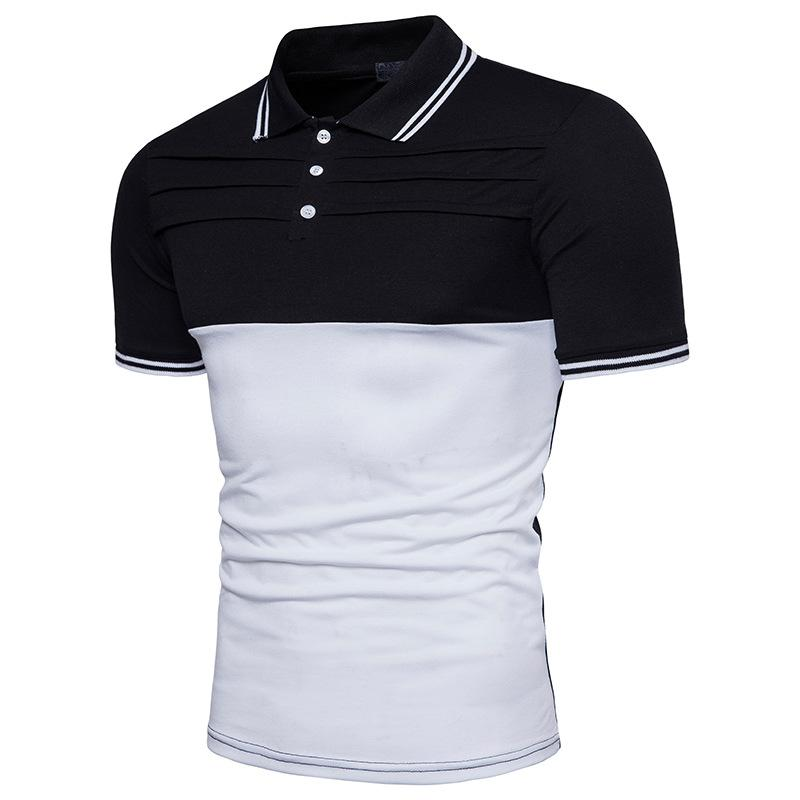 b6fc51a2fea The Men s POLO Shirt is Fashionable And Multi-colored