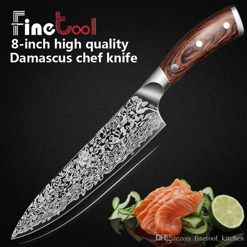 kitchen knife 8 inch professional chef knives japanese 7cr17 440c rh dhgate com