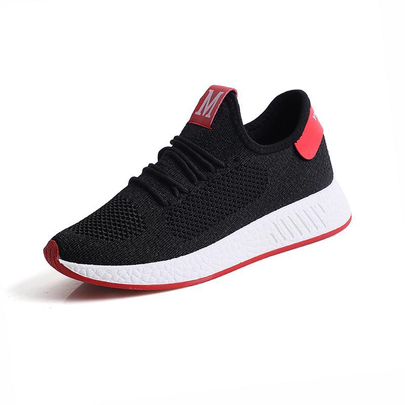 d54326524347c Compre New Arival Mujeres Deportes Estilo De Vida Antideslizante Zapatos  Para Caminar Mujer Zapatos Deportivos Zapatillas De Deporte Planos  Transpirables ...