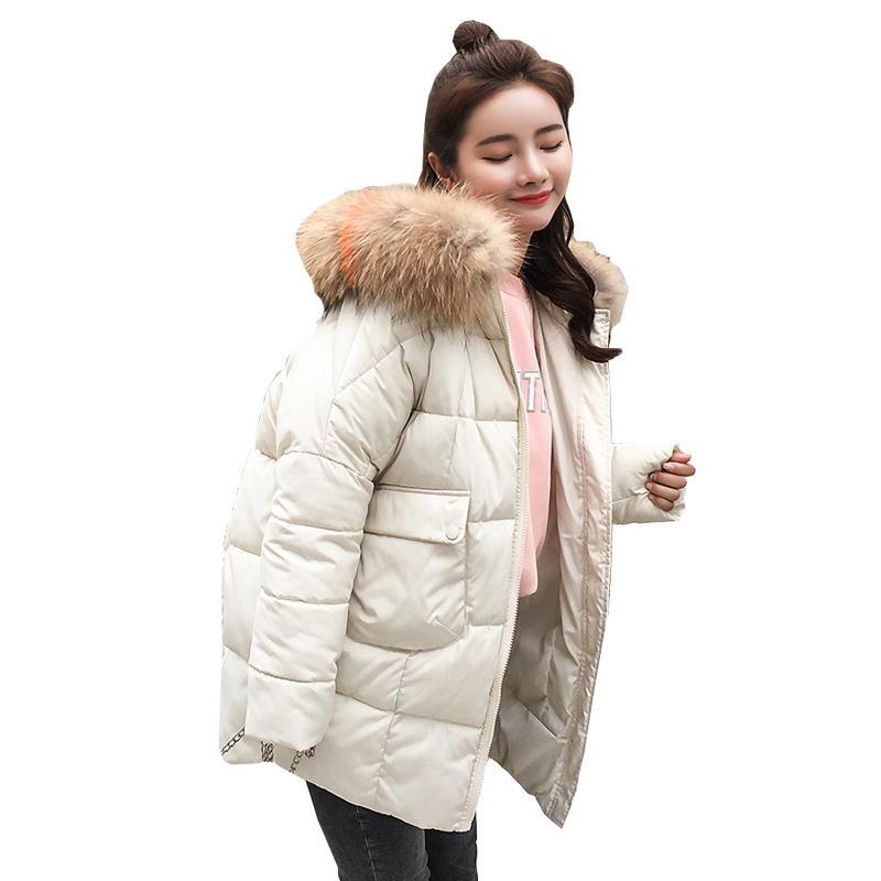 Acheter Femmes Veste Offre Hiver Fur 2018 Big Down B6wrBq