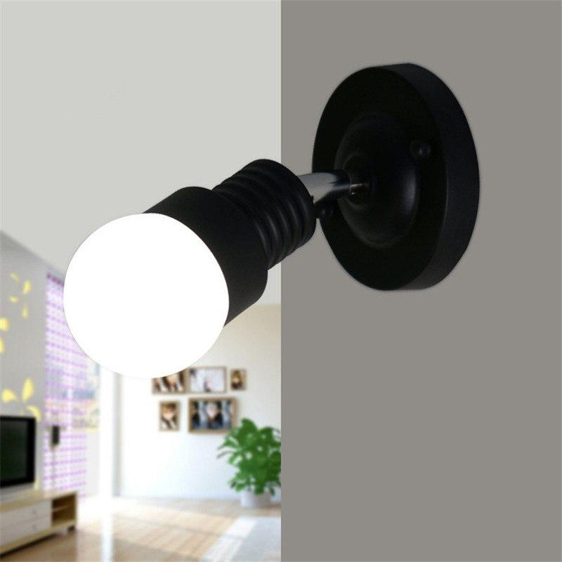 2018 Modern Wall Lamps Black Led Wall Light For Kitchen Bedroom Bathroom  Lighting Led Wall Sconce Luminaire Light Fixtures From Alice_wu10, $36.09 |  Dhgate.