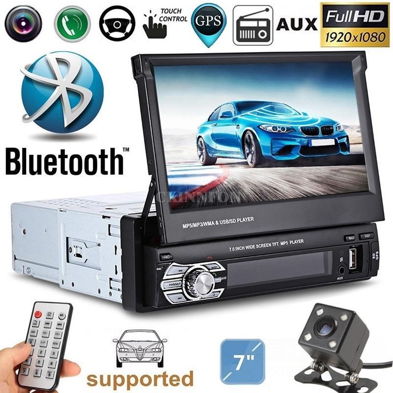 Dhl 7 Inch Car Bluetooth Stereo Radio Mp5 Mp3 Player Fm In Dash Head Rhdhgate: Car Radio Repair Shops At Gmaili.net