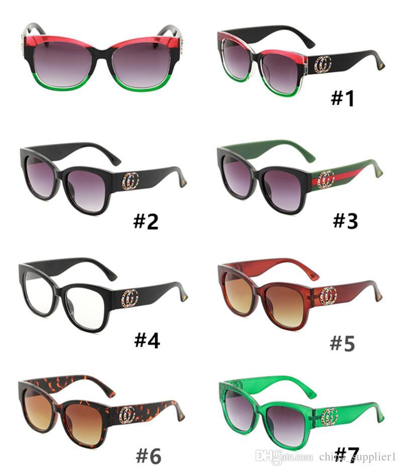 3af8bdca25 Wholesale Sunglasses 0218 Fashionable Vintage Metal Lady Big Frame Couple S Round  Face Sunglasses Knockaround Sunglasses Sunglases From China supplier1