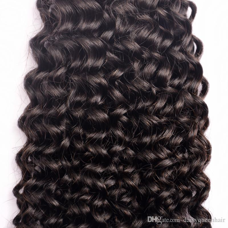 Grade 8A Malaysian Kinky Curly Virgin Hair Weaves Unprocessed Human Hair Bundles Wholesale Cheap Remy Curly Hair Extensions