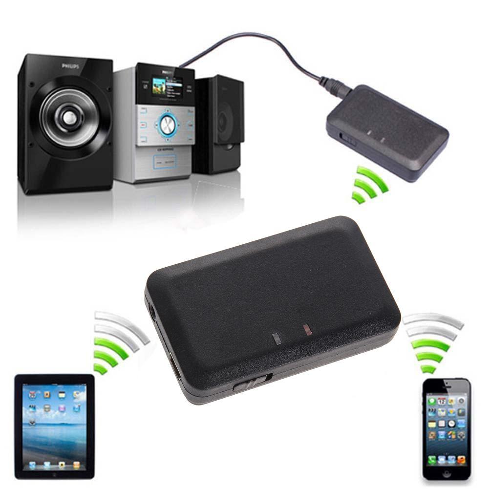 3,5 mm Wireless Bluetooth Musik Empfänger A2DP Stereo HiFi Audio System Musik Adapter für iPhone iPad Handy Notebook
