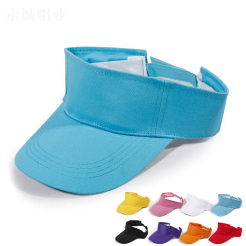 2019 2018 Newest Male Women Summer Best Hats For Sport Bone Visor Tennis  Caps Baseball Hat Running Hats Outdoor Beach Sports Snapback From Fwuyun e422636eb1d