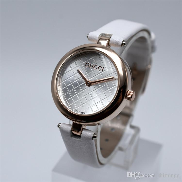 Compre Nuevo Reloj De Moda Para Las Mujeres Marca De Lujo Superior  Movimientos De Relojes De Cuarzo De Alta Calidad A Prueba De Agua Vestido  Para Mujer ... 5f081c3e096d