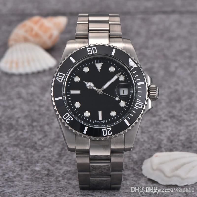 53f2b80be48 Compre Aaa Relogio Masculino Relógios Homens Marca De Luxo Da Moda Marca De  Luxo Dos Homens Relógios Automáticos Relógio Mecânico Comercial Relógios ...