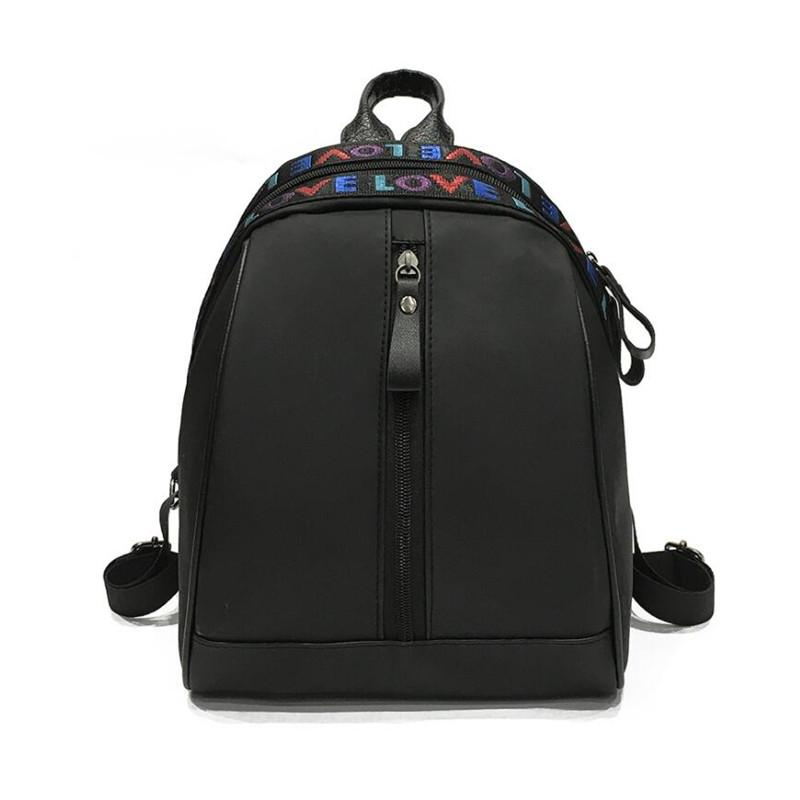 2018 New Fashion Oxford Casual Shell Backpack Soft School Bag Girls Small  Backpack Women s Shoulder Bag Vitality Travel Bag Women Casual Backpack  Girl ... e6bc5311dc