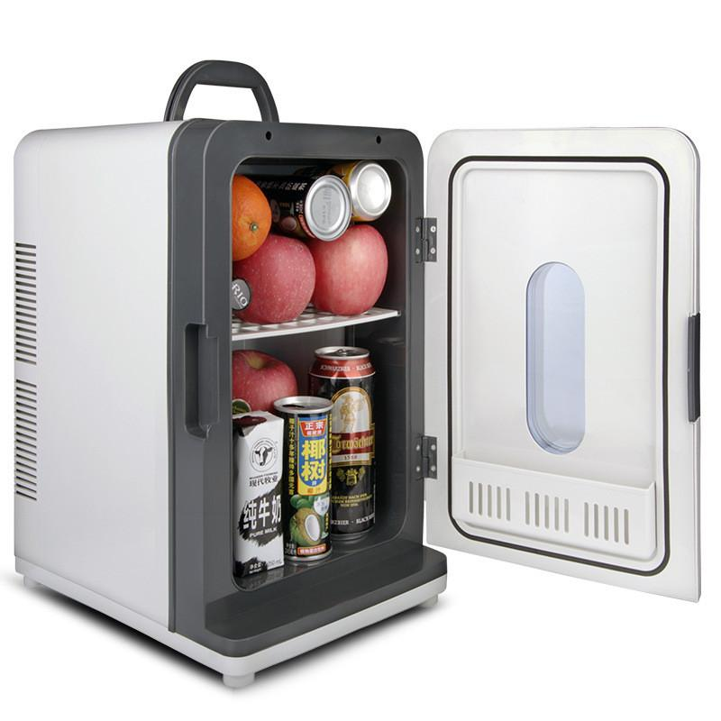 2018 Hcool Portable 12v 18l Auto Car Travel Refrigerator High Quality Abs Mini  Fridge Multi Function Home Cooler Freezer Warmer From Knite07, ...