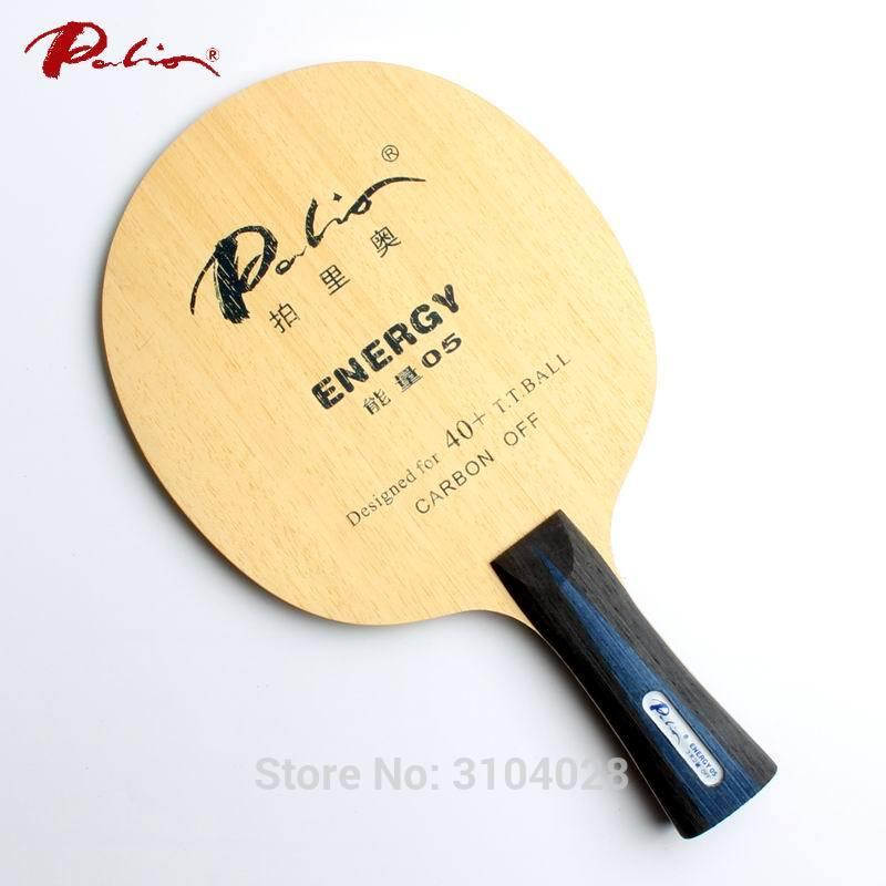 Racquet Sports Latest Collection Of Original Palio Energy05 Table Tennis Racket Blade 100% Guarantee Table Tennis Rackets