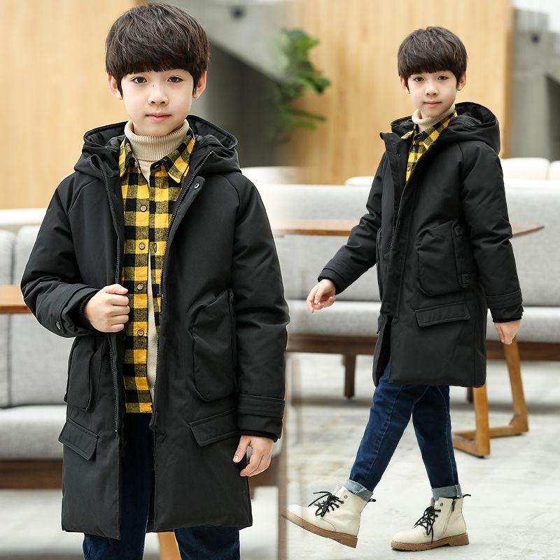 0ef0d70d4 Children Winter Jackets For Boys Teenagers Kids Winter Jacket Boys ...