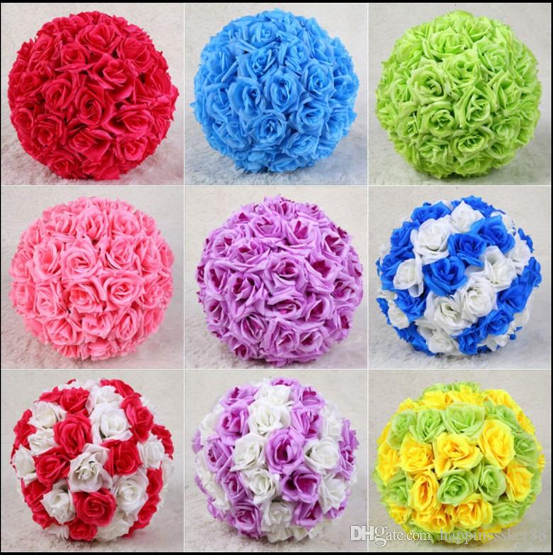 2018 silk rose flower balls 15cm diameter kissing balls designs for 2018 silk rose flower balls 15cm diameter kissing balls designs for wedding party shops artificial decorative flowers from happinessker88 679 dhgate mightylinksfo