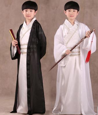 7f9cff8dd 2019 Black / White Child Dance Costume Hanfu Costume Boys/Girls Performance Wear  Chinese Folk Dance From Yingluo, $39.9 | DHgate.Com