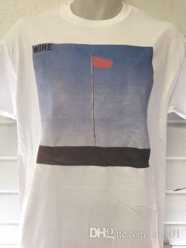 WIRE PINK FLAG SHIRT punk dot dash 154 cd vinyl