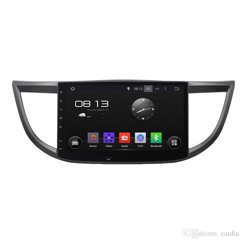 10.1inch Octa-core Andriod 8.0 Car DVD player for Honda CRV 2012-2015 with GPS,Steering Wheel Control,Bluetooth,Radio