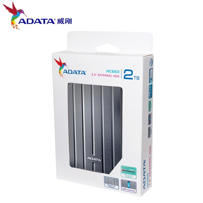 d7e11d46b4e ADATA EX HD USB 3.0 2.5 HDD Portable External Hard Disk Drive 1TB 2TB USB  3.0 HC660 External Hard Drive For Desktop Laptop External Hard Drive Backup  2t ...