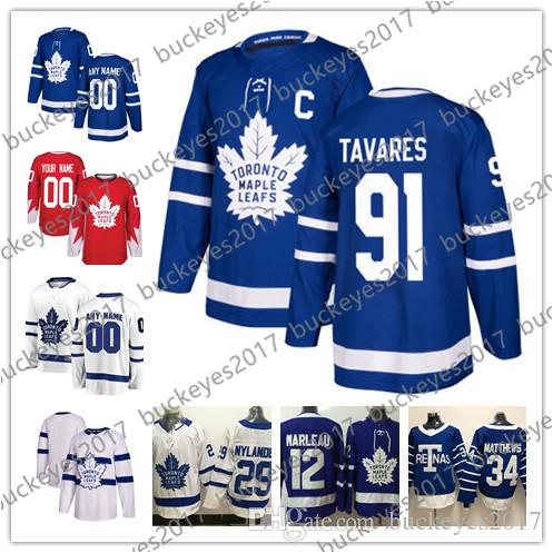 fdce149f8 Toronto Maple Leafs 2018 New Custom Any Number Any Name Stitched ...