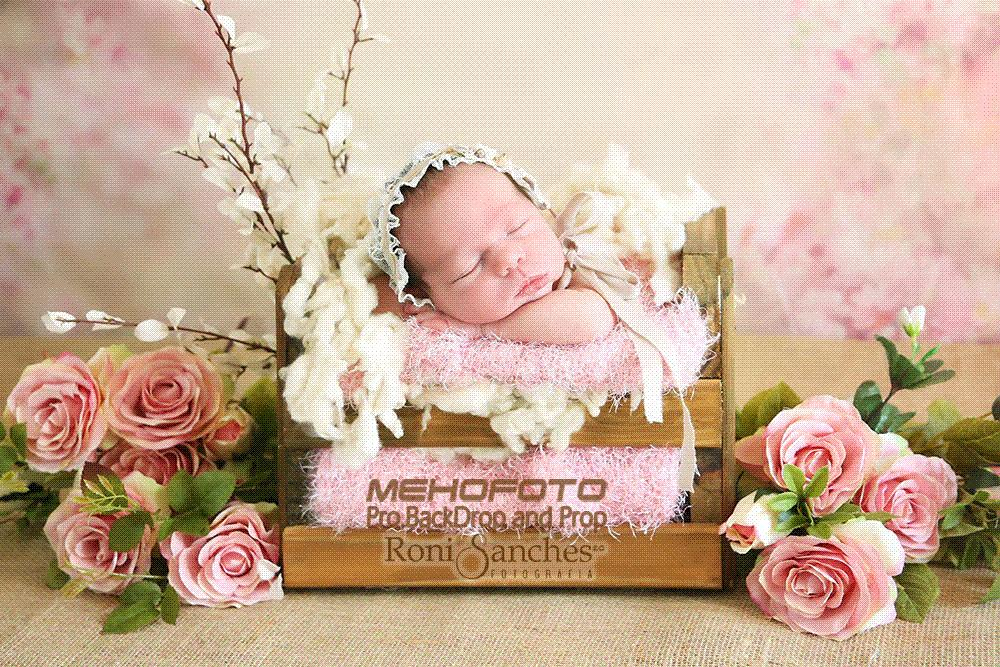 Discount mehofoto vinyl photography backdrop fantasy floral customized newborn backdrops photo prop backgrounds f 1475 wholesale props background from china